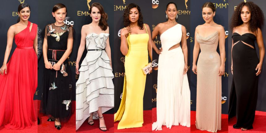 Emmy Awards 2016 - Best Dressed