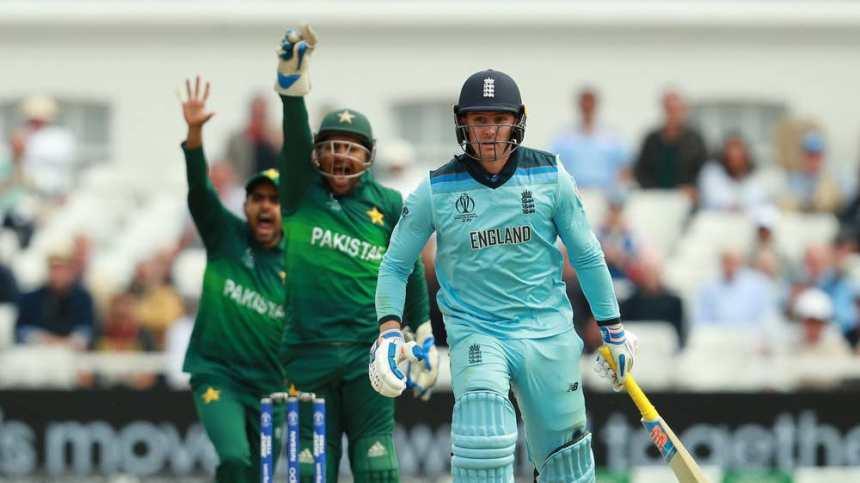 England Vs Pakistan World Cup 2019