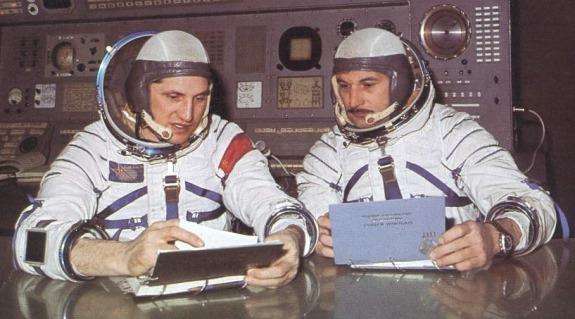 Soyuz 21